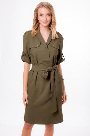 Платье с поясом Argent