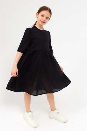 Платье Cotton collection Minaku