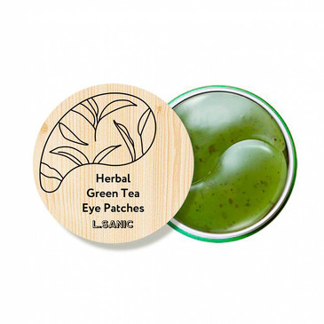 Гидрогелевые патчи с экстрактом зеленого чая, 60 шт. L'Sanic