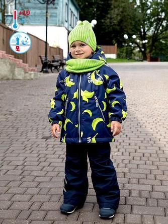 Комплект из мембранной ткани (куртка и полукомбинезон) Nikastyle