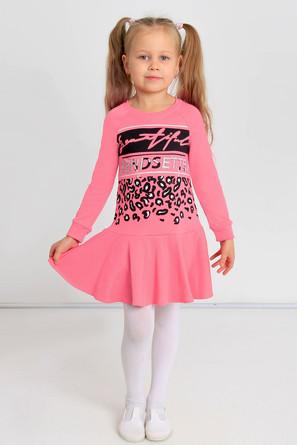Платье Эльза-4 с шелкографией Ивашка