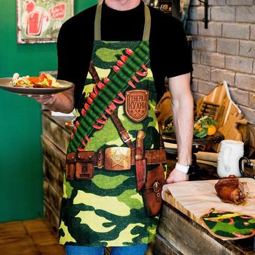 Фартук Генерал кухни Доляна