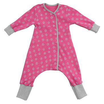 Пижама на кнопках Цветочный луг Bambinizon