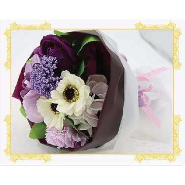 Цветы и букеты из мыла. Лиловые грезы  Color Kit