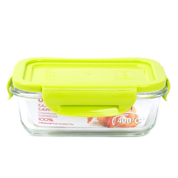 Стеклянный контейнер, 0,37 л Oursson