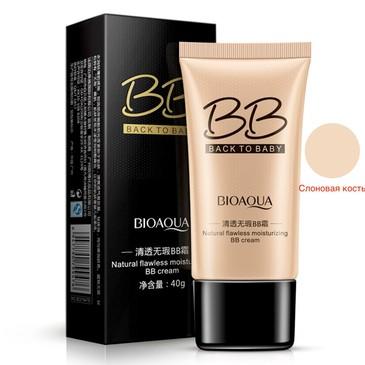 BB крем с омолаживающим эффектом (Слоновая кость) BioAqua