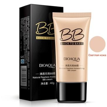 BB крем с омолаживающим эффектом (Светлая кожа) BioAqua