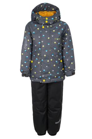 Комплект демисезонный (куртка и полукомбинезон) Emson