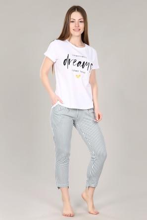 Костюм (футболка, укороченные брюки) Dianida