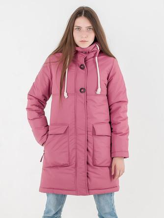 Пальто зимнее Флора Emson