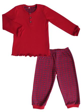 Костюм (футболка длинный рукав и брюки) Sonia kids