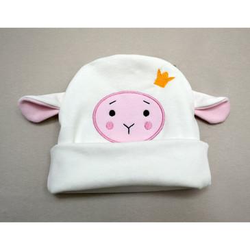 Шапочка Мимими (овечка) Baby Boom