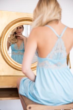 Сорочка Ночная Rose&Petal Lingerie