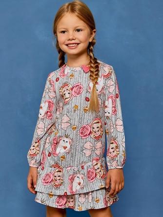 Платье Miss Pink Juno