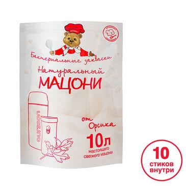 Закваска AiBi для йогуртницы Мацони, 10 стиков Oursson