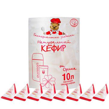 Закваска AiBi для йогуртницы Кефир, 10 стиков Oursson
