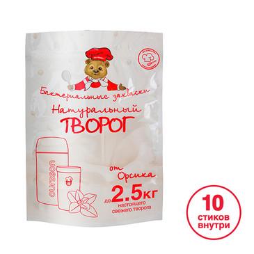 Закваска AiBi для йогуртницы Творог, 10 стиков Oursson