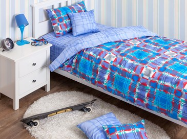 Комплект постельного белья Geometry Хлопковый Край