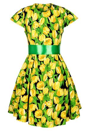 Платье Весна 5+
