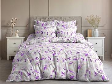 Комплект постельного белья Акварельный цветок Ночь Нежна