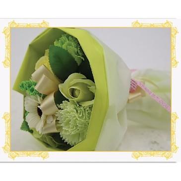 Цветы и букеты из мыла. Букет весны  Color Kit