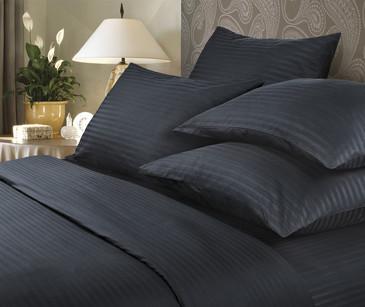 Комплект постельного белья Stripe Black Verossa