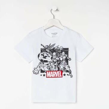 Футболка Мстители Marvel