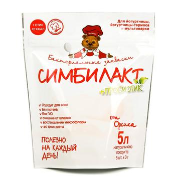 Закваска AiBi для йогуртницы Симбилакт, 5 стиков Oursson