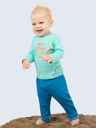 Комплект (джемпер и брюки) для мальчиков Pelican