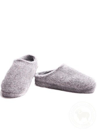 Тапочки MODO wool Alwero