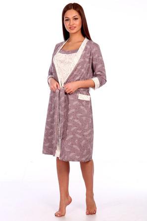 Костюм (ночная рубашка и халат) Maris