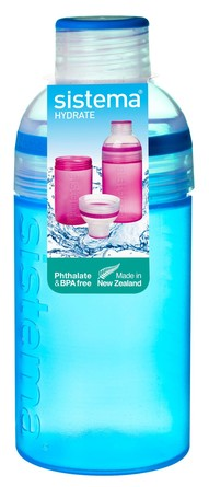 Бутылка питьевая Трио Sistema