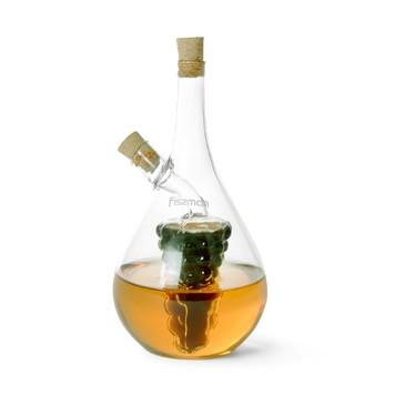 Бутылочка 40/450 мл для масла и уксуса 2-в-1 Fissman