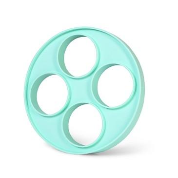 Форма для приготовления оладий и яичницы 22x22x2.5 см Fissman