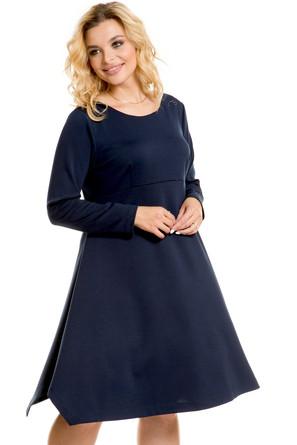 Платье длинный рукав Novita