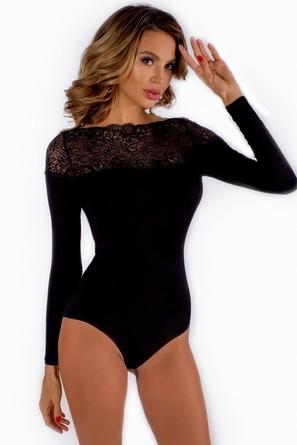 Боди-блузка (слипы) Moremio