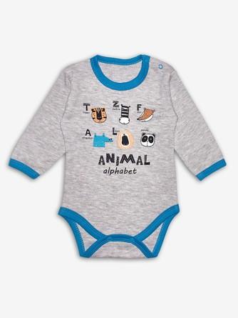Боди Зоопарк Веселый малыш