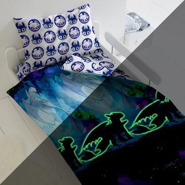 Комплект постельного белья Neon Как приручить дракона