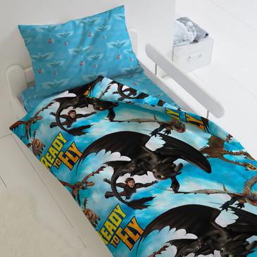 Комплект постельного белья Как приручить дракона