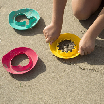 Игрушка для ванны и пляжа StarFish Quut