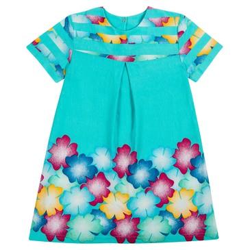 Платье Цветущий Париж 5+