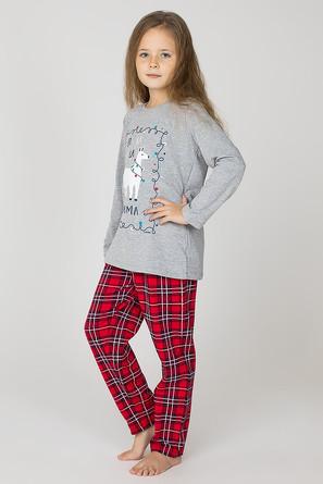 Комплект (лонгслив и брюки) для девочки Arnetta