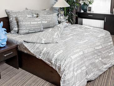 Комплект постельного белья Письма бязь Ночь Нежна