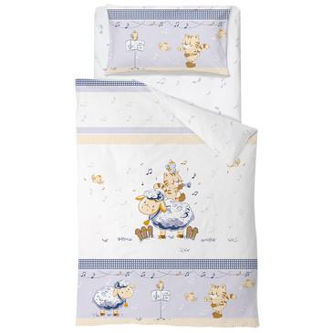 Комплект постельного белья Овечка Baby Nice