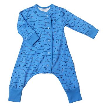 Пижама на кнопках Киты Bambinizon