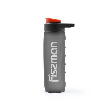 Бутылка для воды 660мл, 23см Fissman
