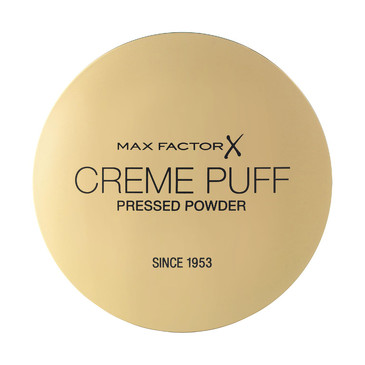Тональная крем-пудра Creme Puff компактная Max Factor