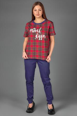 Костюм (футболка, брюки) Неженка