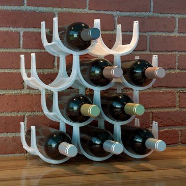 Подставка для бутылок Basics (10 шт.) Balvi