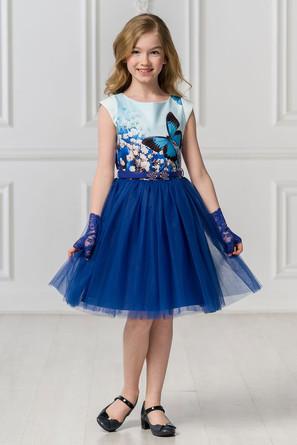 Платье Принцесса Бабочек Красавушка